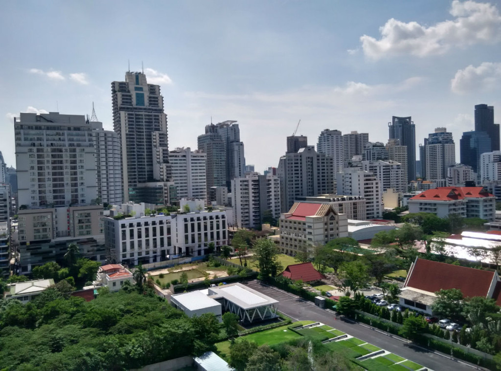 mercure-bangkok-view