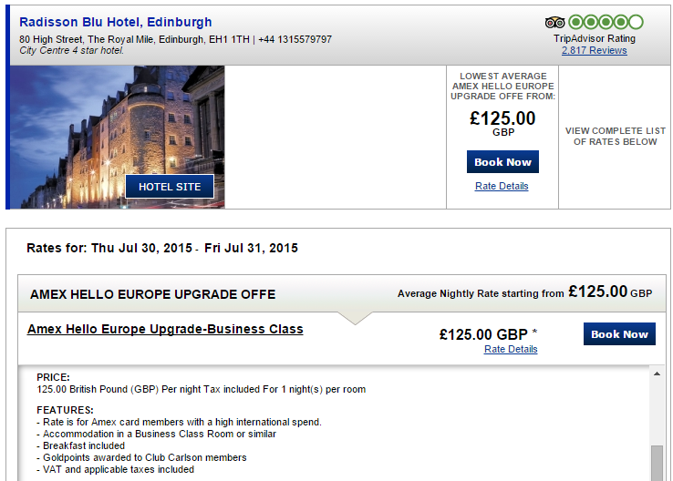 amex-offer-radisson-blu-edinburgh