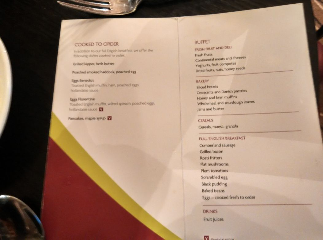 crowne-plaza-london-kensington-lounge-breakfast-menu
