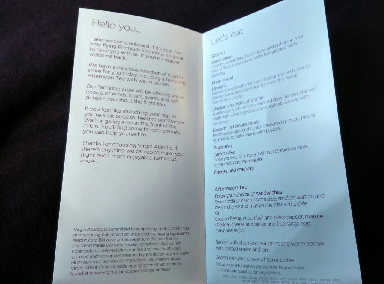 virgin-atlantic-a330-300-premium-economy-menu