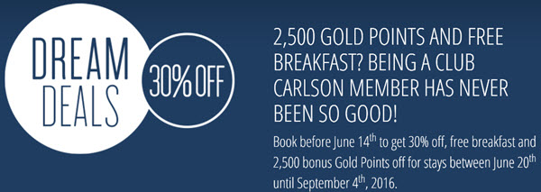 club-carlson-dream-deals