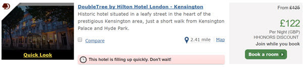 miles-and-more-5000-bonus-doubletree-kensington-hilton
