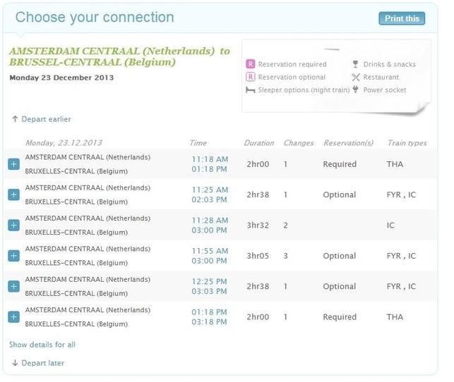 eurail-timetable