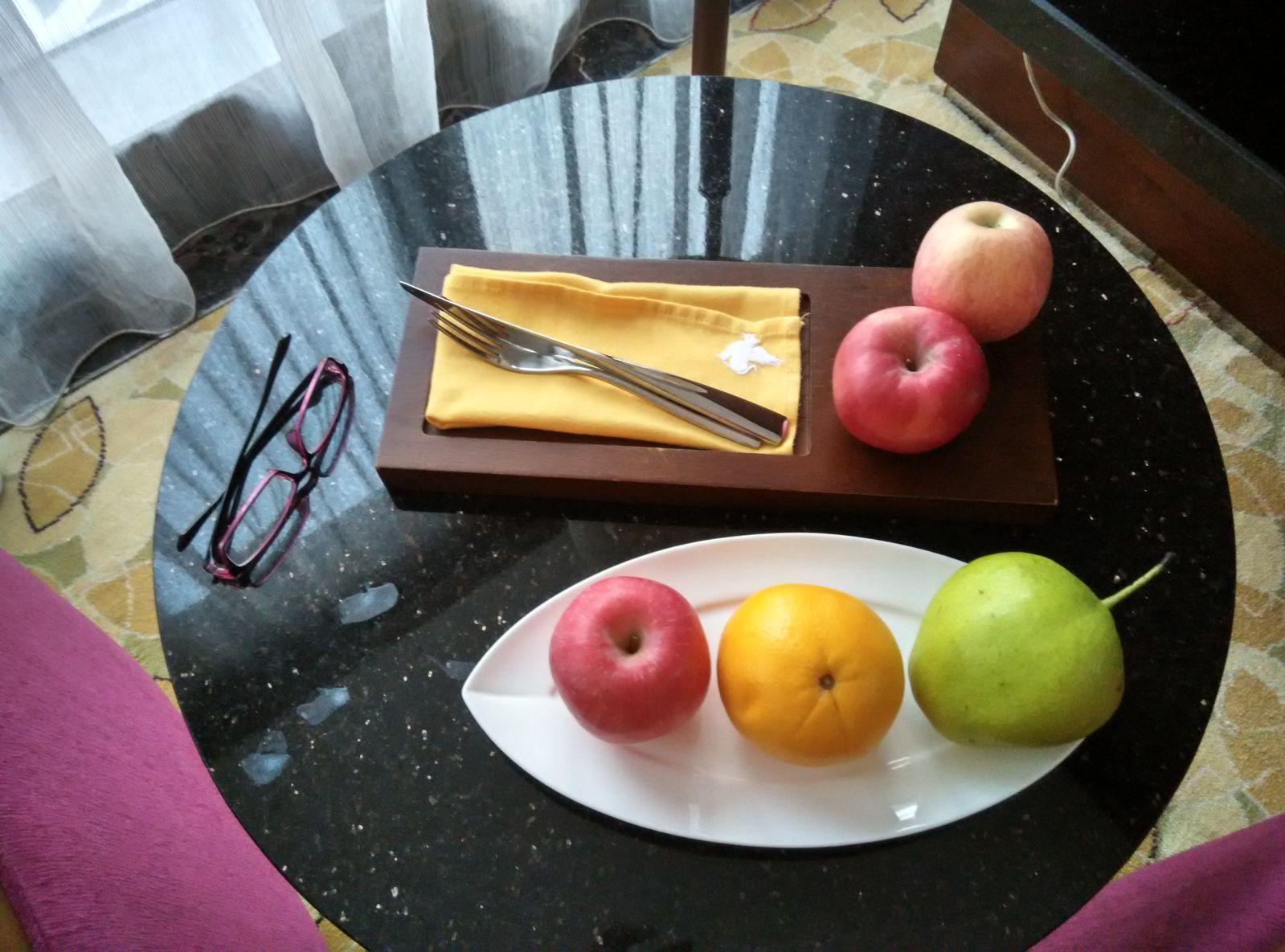 shenzhen-jw-marriott-welcome-fruit