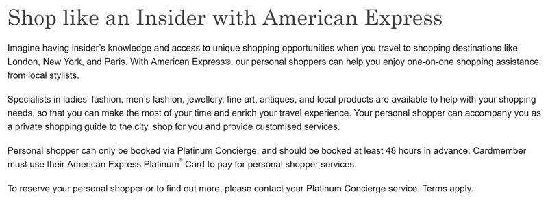 amex-platinum-shopping