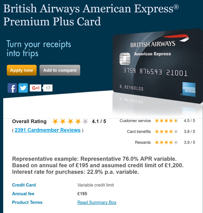 ba-amex-premium-plus-annual-fee-change