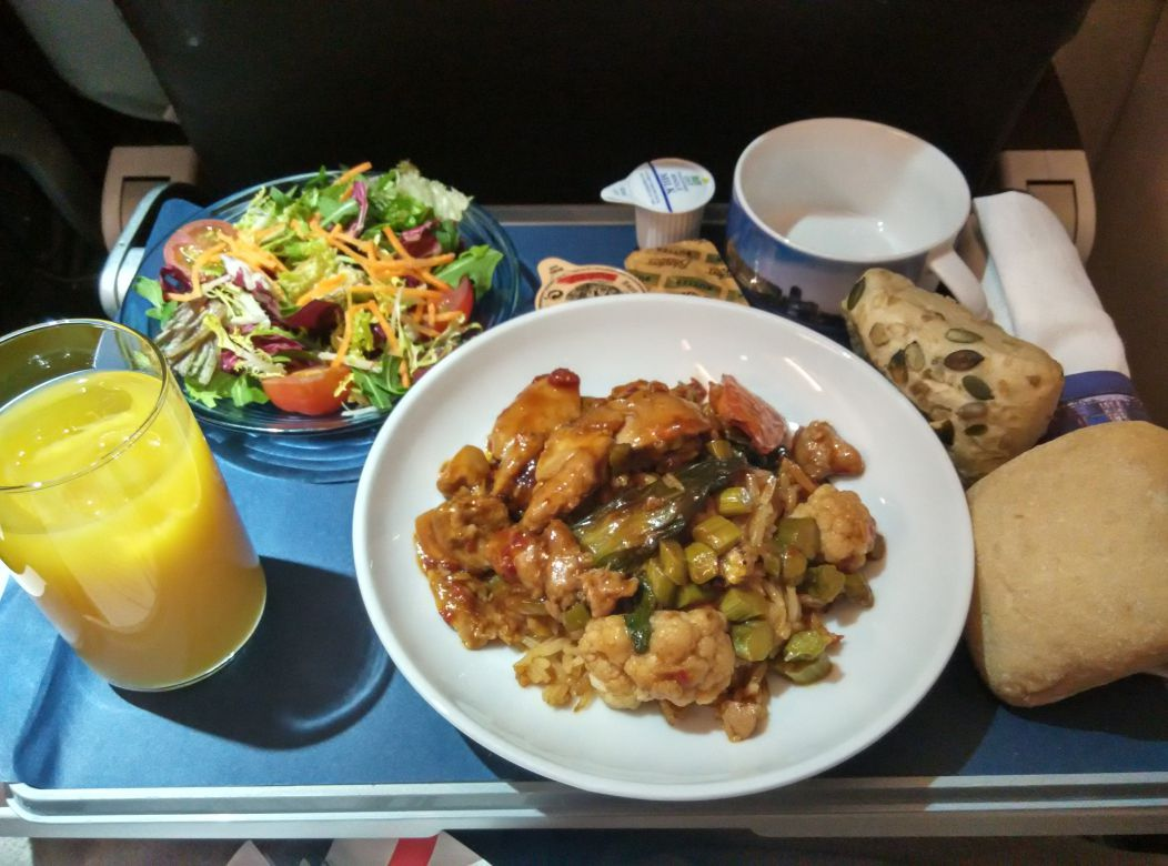 ba-lhr-otp-club-europe-food