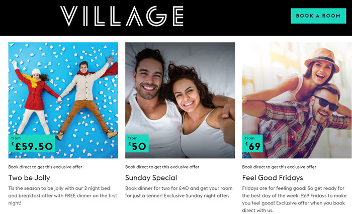 village-hotels-offers