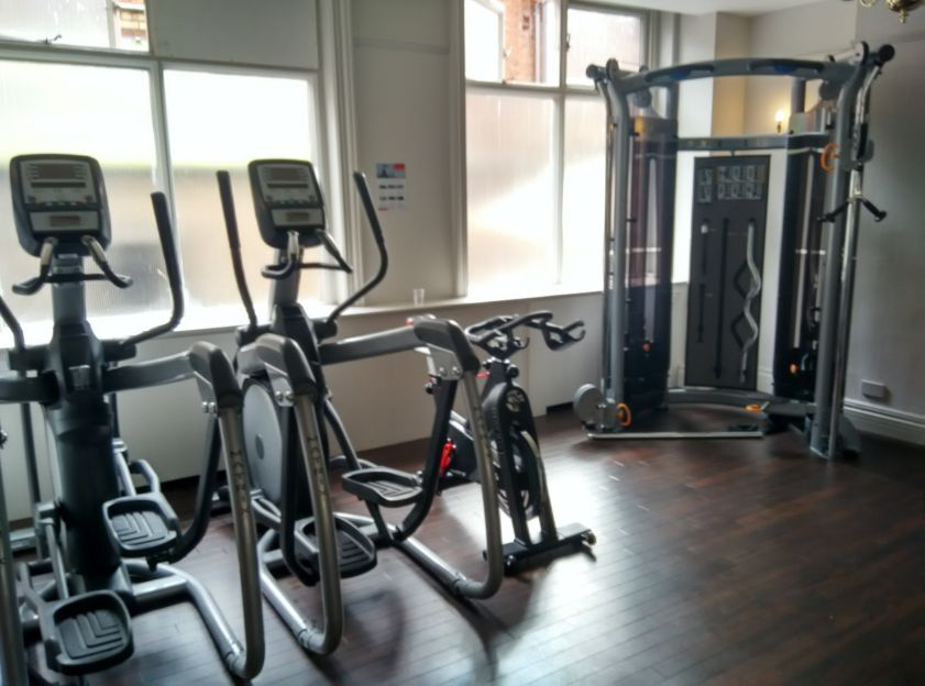 mercure-leicester-gym
