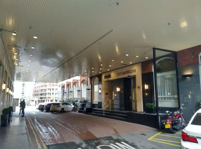thistle-barbican-exterior