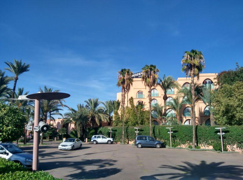 le-meridien-marrakech-exterior