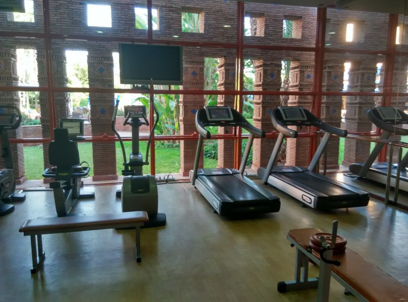 le-meridien-marrakech-gym