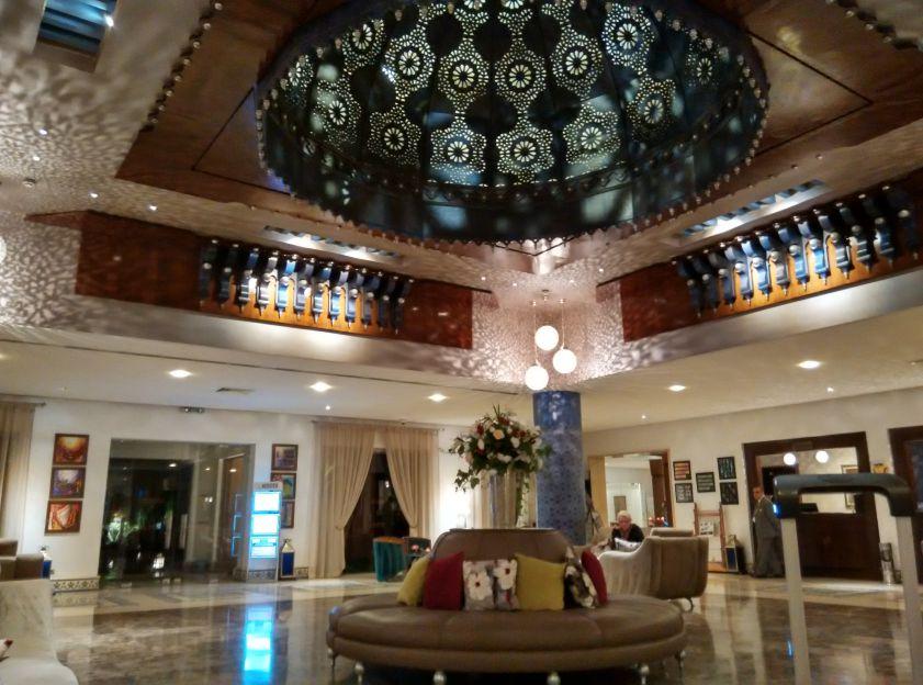 le-meridien-marrakech-lobby
