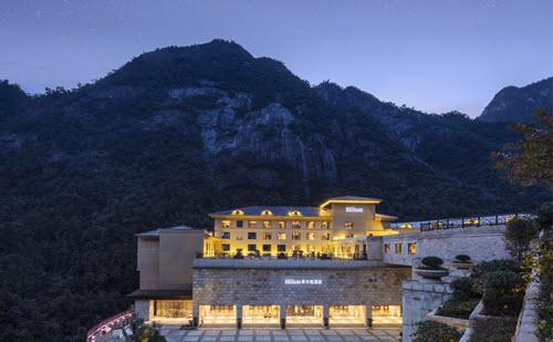 希尔顿全球一万分可兑换酒店列表