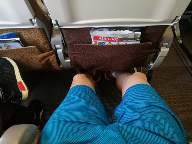 【飞行体验】印尼鹰航A330-300(经济舱)