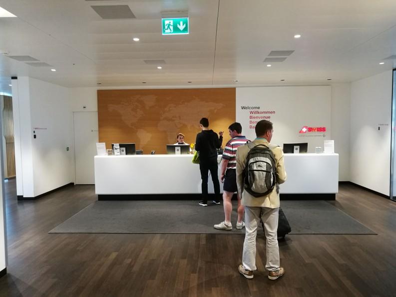 【休息室体验】苏黎世机场Swiss Business Lounge E