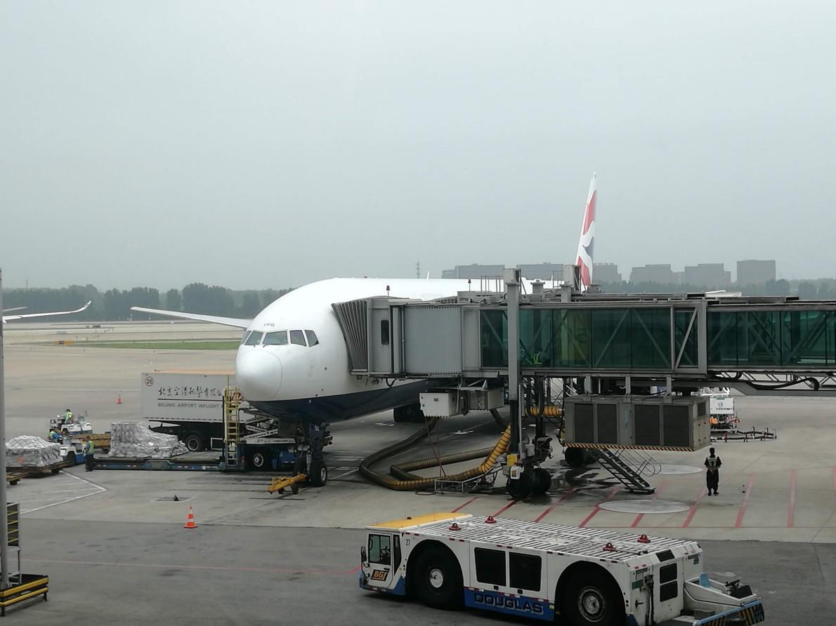 【飞行体验】英国航空 777-300ER商务舱(2)