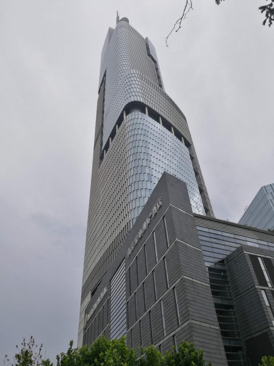 【入住体验】南京绿地洲际酒店