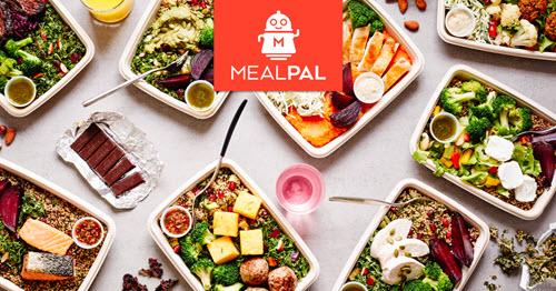 Mealpal – 英国上班族的午餐福音(外加£10福利)