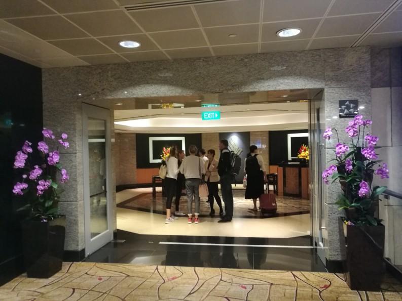 【休息室体验】新加坡机场T2 SilverKris Lounge