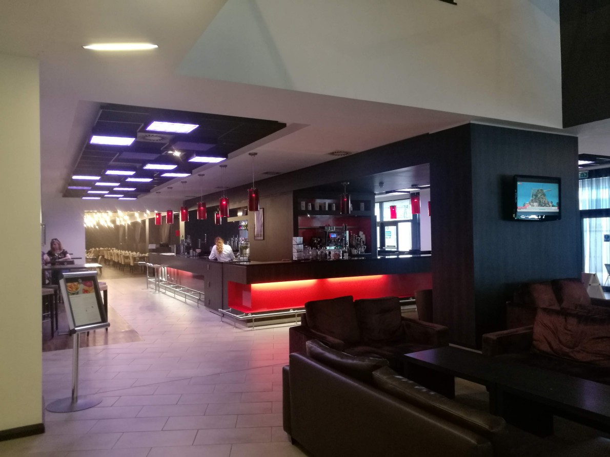 【入住体验】Crowne Plaza Birmingham City Centre