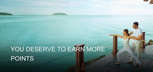 香格里拉新季度活动 – 双倍积分 & 各种奖励积分