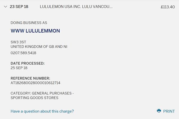 第一次使用美国运通的拒付申请(Chargeback)