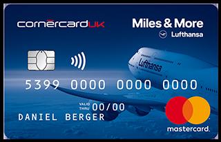 英国信用卡系列(8)汉莎航空Miles & More联名卡