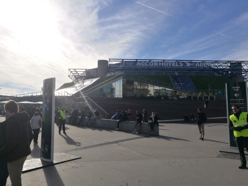 巴黎网球大师赛 – 雅高体育馆阿联酋航空包厢体验