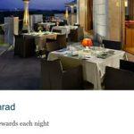Compliments of Conrad – 入住康莱德酒店每晚赠50美元消费额