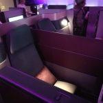 【飞行体验】卡塔尔航空77W Qsuite商务舱