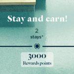 雅高促销活动:三次入住最多获得7500分奖励