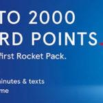 英国乐购福利:充值£20电话卡得2000点积分(=4800点Avios)