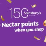 英国优惠合集:Sainsbury's 1800点积分奖励,UberEats / Deliveroo促销