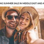 雅高酒店中东、非洲七折含早促销和双倍积分
