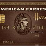 英国信用卡系列(23)美国运通哈罗德卡