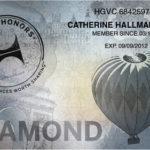 希尔顿缩紧金卡、钻卡的匹配政策